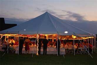 Flat Ridge Frame Tent Rentals Best Price Guarantee Free